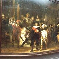 Photo taken at Rijksmuseum by Mattia on 6/30/2013