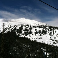 Photo taken at Breckenridge Ski Resort by Michael on 2/18/2013