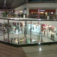 Photo taken at Robinsons Galleria by Monique A. on 10/6/2012