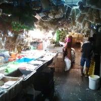 Photo taken at Pasar Bogor by Karena K. on 1/24/2016