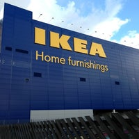Photo taken at IKEA by Liam on 10/13/2012