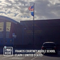 Photo taken at Francis Cortney Junior High School by aka Carlo on 1/28/2013