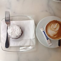 Photo taken at Lavazza by Darcy on 10/15/2013