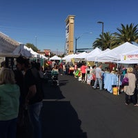 Photo taken at Fresh52 Farmers Market by ron m. on 3/16/2014