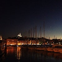 Photo taken at Old Port of Marseille by Andrey N. on 11/13/2013
