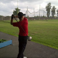 Photo taken at Udayana Golf Driving Range by Dhenico I. on 12/18/2012