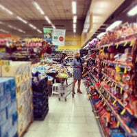 Photo taken at Carrefour Bairro by Wilton I. on 4/4/2014
