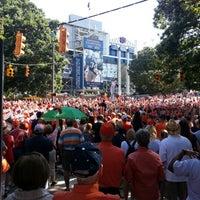 Photo taken at Auburn University by Butch S. on 9/15/2012