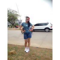Photo taken at Jalan Metro Tanjung Bunga by Cindyasari S. on 12/1/2013
