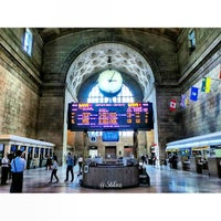 Photo taken at Union Station (YBZ) by Stilez on 7/22/2013