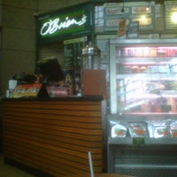 Photo taken at O'Briens Irish Sandwich Cafe by Ain L. on 6/11/2013