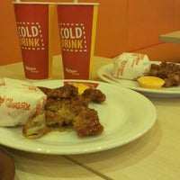 Photo taken at Richeese Factory by Firna A. on 4/19/2013