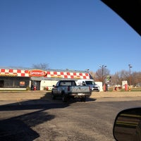 Photo taken at Spangles by Hmmmm on 11/8/2012