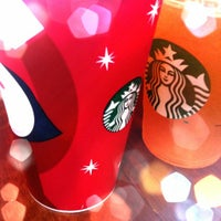 Photo taken at Starbucks by Sana T. on 11/13/2012