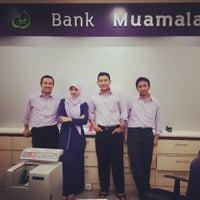 Photo taken at Bank Muamalat by Haze R. on 7/17/2013
