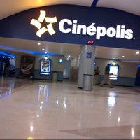 Photo taken at Cinépolis by Charmin R. on 3/25/2013