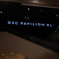 Photo taken at Golden Screen Cinemas (GSC) by CraZie A. on 11/22/2012