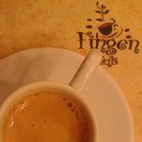 Photo taken at Fingen Café by Rubens N. on 5/2/2013