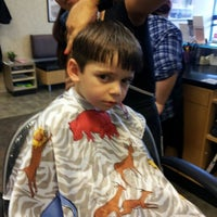 Photo taken at Supercuts by Carrie E. on 9/29/2012