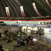 Photo taken at Terminal de Autobuses de Pasajeros de Oriente (TAPO) by Jose M. on 7/9/2013