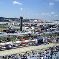 Photo taken at Dover International Speedway by Tom on 9/30/2012