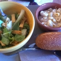 Photo taken at Panera Bread by Laura on 11/21/2012
