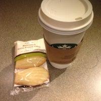 Photo taken at Starbucks by Boston M. on 1/19/2013