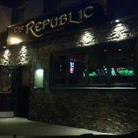 Photo taken at The Republic Pub by Timothy N. on 11/20/2012