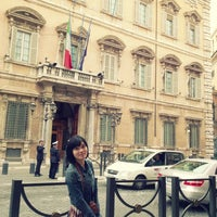 Photo taken at Palazzo Madama by Man Man C. on 5/17/2013