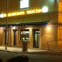 Photo taken at Gran Caffè Baffo by Andrea Wlderk T. on 11/13/2012