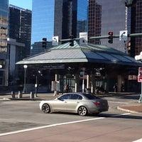 Photo taken at Bellevue Transit Center by Nins P. on 1/3/2013