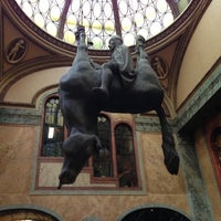 Photo taken at Palác Lucerna by Liana on 11/3/2012