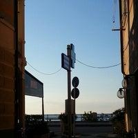 Photo taken at Miramare Wine Bar by Ferrovecchio N. on 2/28/2013