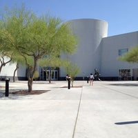Photo taken at Sahara West Library by Kris on 5/19/2012