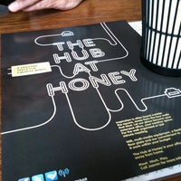 Photo taken at Honey Bar and Restaurant by Keith M. on 11/4/2011