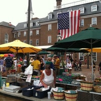 Photo taken at Old Town Farmers' Market by Judy K. on 8/6/2011