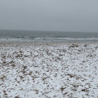 Photo taken at Greenwich Point Park (Tod's Point) by Elspeth on 12/29/2012