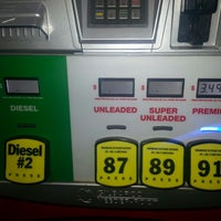 Photo taken at Kum & Go by Rich E. on 10/27/2012