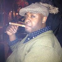 Photo taken at Velvet Cigar Lounge by Lu on 2/16/2013