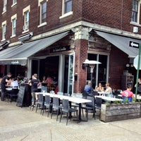 Photo taken at Les Enfants Terribles Brasserie by Pascal P. on 6/30/2013