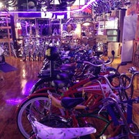 Photo taken at Bicycle Heaven by Lindsay P. on 10/28/2014