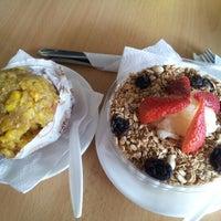 Photo taken at El Café de Tere by Adriana A. on 10/27/2012