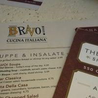 Photo taken at BRAVO! Cucina Italiana by Kemo D. on 6/22/2014