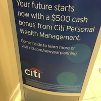 Photo taken at Citibank by Sylvie on 5/24/2016
