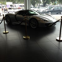 Photo taken at Reeves Porsche by Kirk on 9/9/2014
