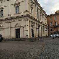Photo taken at Piazza del Teatro (Piazza Verdi) by Claudia B. on 11/26/2015