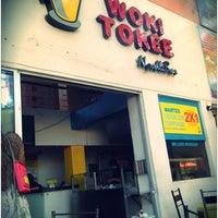 Photo taken at Woki Tokee by François FoxtroT on 2/23/2013