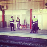 Photo taken at RENFE L'Hospitalet de Llobregat by Taro_BCN on 9/22/2012