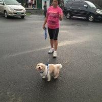 Photo taken at Bonifacio High Playground by JhaNayz on 7/5/2013
