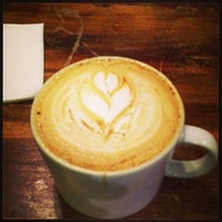 Photo taken at Vint Coffee by Cody G. on 4/21/2013